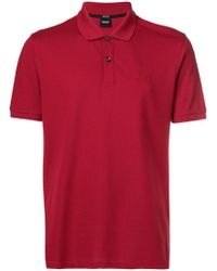 BOSS - Polo Shirt - Lyst