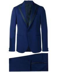 Versace - Costume à détails brodés - Lyst