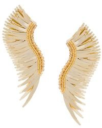 Mignonne Gavigan - Long Wings Beaded Earrings - Lyst