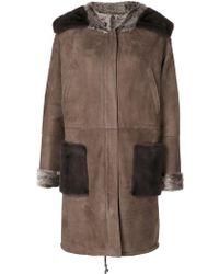 Manzoni 24 | Single Breasted Coat | Lyst