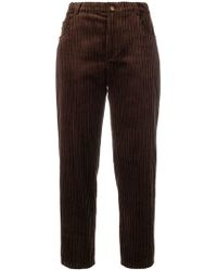 Roseanna - Corduroy-style Trousers - Lyst