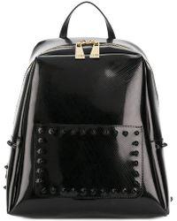 Gum - Stud Detailed Backpack - Lyst