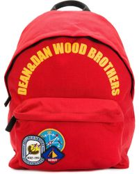 DSquared² | Wood Brothers Backpack | Lyst