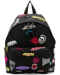 Eastpak - Printed Backpack - Lyst