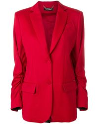 Styland - Buttoned Up Jacket - Lyst