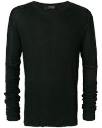 Tom Rebl - Long Sleeved T-shirt - Lyst