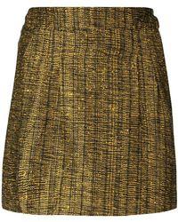 Mes Demoiselles - Shanette Mini Skirt - Lyst