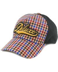 Golden Goose Deluxe Brand | Checked Hat | Lyst