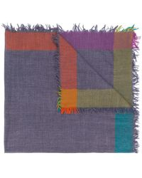 PS by Paul Smith - Colour Block Scarf - Lyst