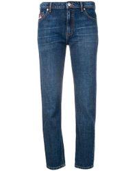 KENZO - Slim Fit Jeans - Lyst