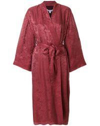 Elizabeth and James - Bordeaux Kimono - Lyst