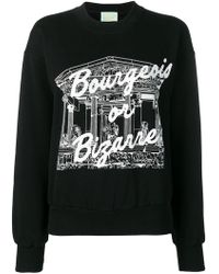 Aries - Graphic Print Sweatshirt - Lyst