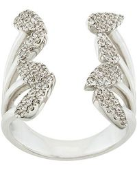 Yvonne Léon - Embellished Ring - Lyst