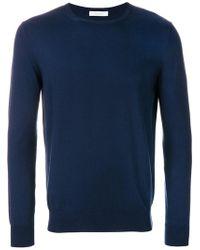 Cruciani   Crew Neck Sweater   Lyst