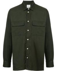 WOOD WOOD - Classic Chest Pocket Shirt - Lyst