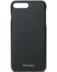Prada - Saffiano Iphone 6/7 Plus Case - Lyst