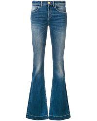 L'Autre Chose - Flared Jeans - Lyst