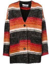 IRO - Passion Cardi-coat - Lyst