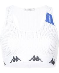 Faith Connexion - Logo Band Sports Bra - Lyst