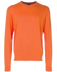 PS by Paul Smith - Crew Neck Jumper - Lyst