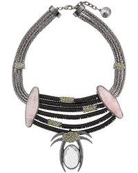 Camila Klein - Millipede Necklace - Lyst
