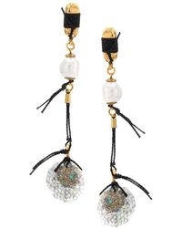Camila Klein - Drop Earrings - Lyst