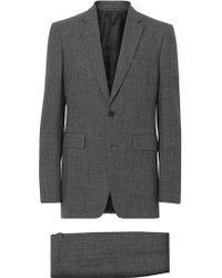Burberry - Dreiteiliger Anzug - Lyst