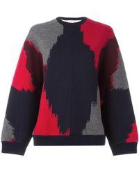 Marni | Colour Block Sweatshirt | Lyst