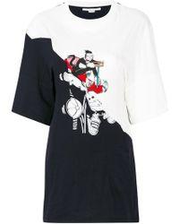 Stella McCartney | Korky The Cat Long T-shirt | Lyst