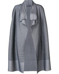 Issey Miyake   Waterfall Jacket   Lyst