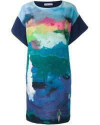 Tsumori Chisato - Iceland Cotton-Blend Dress - Lyst