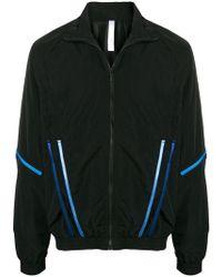 Cottweiler - Striped Lightweight Jacket - Lyst