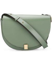 Victoria Beckham - Half Moon Box Shoulder Bag - Lyst