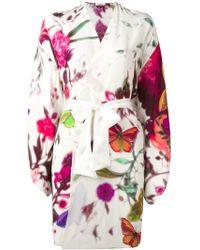 Gilda & Pearl - 'timorous Beasties' Kimono - Lyst