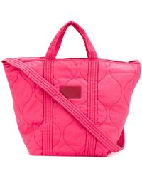 See By Chloé - Quilted Tote - Lyst