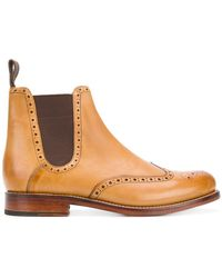 Grenson - Jacob Chelsea Boots - Lyst
