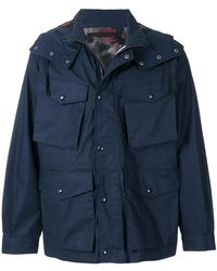 Sempach - Multi-pocket Hooded Jacket - Lyst
