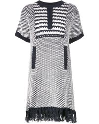 Thakoon - Textured Knit Tunic - Lyst