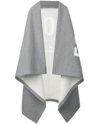 Fear Of God - Poncho oversize - Lyst