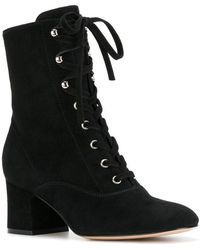 Gianvito Rossi - Mackay Ankle Boots - Lyst