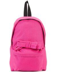 Comme des Garçons - Bow Detail Backpack - Lyst