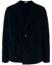 Massimo Alba - Lightweight Loose Jacket - Lyst