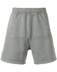DSquared² - Short à poche kangourou - Lyst