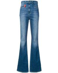 Philosophy Di Lorenzo Serafini - Flared Jeans - Lyst