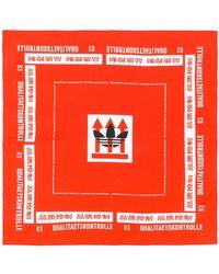 Alexander Wang - Logo Print Bandana - Lyst