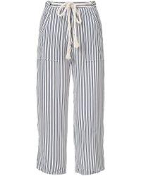 Jenni Kayne - Cropped Pants - Lyst