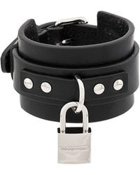 DSquared² - Breites Armband - Lyst