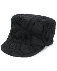 Issey Miyake   Textured Hat   Lyst