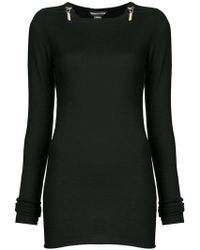 Thomas Wylde | Zip Detail Jumper | Lyst
