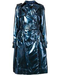 Marc Jacobs Trenchcoat aus Vinyl